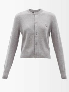 Figue - Lila Ruffle-trimmed Cotton Top - Womens - Blue