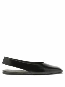 Figue - Thalie Stripe Print Silk Shirtdress - Womens - Purple Multi