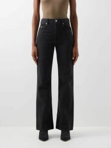 Thierry Colson - Mary Floral-print Silk Blouse - Womens - White Multi