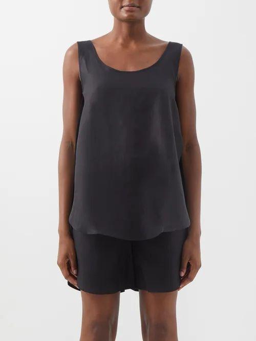 Maharishi - Patchwork Cotton Blend Jacket - Womens - Green