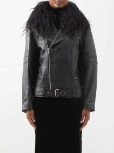 Msgm - Multicoloured Patchwork Sweater - Womens - Multi