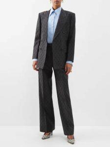 Raey - Long Line Fine Knit Cashmere Sweater - Womens - Nude