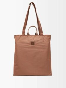 Saint Laurent - Paisley Print Silk Blend Blouse - Womens - Red Multi