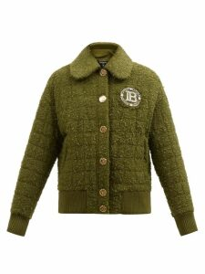 Marques'almeida - Printed Sweatshirt - Womens - White Print