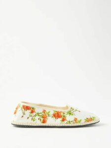 Raey - Displaced Sleeve Roll Neck Wool Sweater - Womens - Ivory