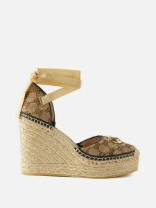 Rosie Assoulin - Peplum-hem Silk And Wool-blend Moire Jacket - Womens - Navy