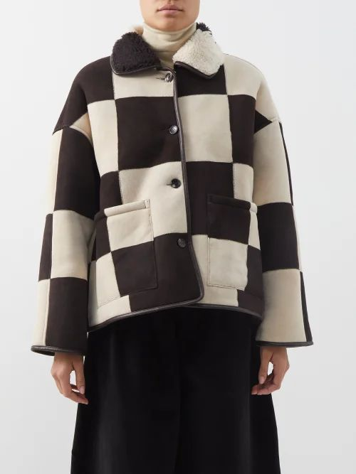 Prada - Feather Cuff Tailored Suit Jacket - Womens - Grey