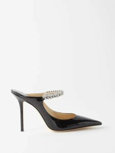 Roksanda - Shani Satin-yoke Checked Top - Womens - Blue