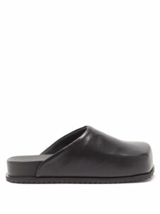 Haider Ackermann - Tie Neck Polka Dot Print Blouse - Womens - Blue White