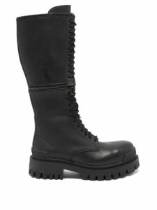 Frances De Lourdes - Hardy Round-neck Cashmere And Silk-blend T-shirt - Womens - Black