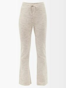 Rebecca Taylor - Star-print Silk-blend Blouse - Womens - Cream Multi