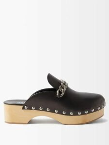 Maison Margiela - Pleated Satin Blouse - Womens - Red