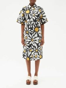 Givenchy - High-neck Knit Top - Womens - Red