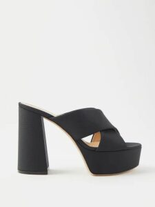 Paco Rabanne - Ribbed Knit Wool Blend Sweater - Womens - Cream