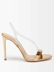 Emilia Wickstead - Precious Gathered Crepe Blouse - Womens - Light Pink