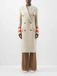 Bella Freud - 1970-intarsia Cashmere Sweater - Womens - Navy
