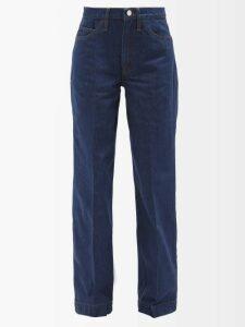 Marques'almeida - Printed Sweatshirt - Womens - Multi