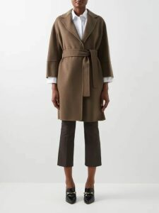 Bella Freud - 1970 Intarsia Knit Sweater - Womens - Silver