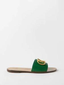 Raey - Crew-neck Japanese-jersey Sweatshirt - Womens - Navy