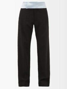 Diane Von Furstenberg - Polka-dot Silk Blouse - Womens - Cream Print