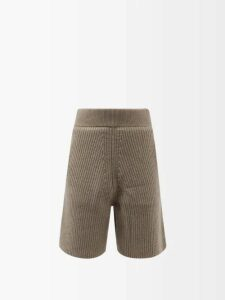 Valentino - High-neck Zip-through Jersey Track Top - Womens - Red