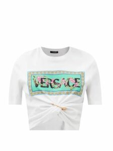 Isabel Marant Étoile - Doriann Stripe-trimmed Track Pants - Womens - Red