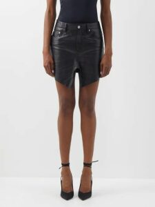 Myar - Striped Cotton-jersey T-shirt - Womens - Pink Multi