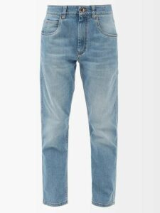 Nili Lotan - Arienne Aran-knit Cashmere Sweater - Womens - Grey