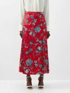 Raey - Half-sleeve Cotton-jersey T-shirt - Womens - White