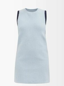 Erdem - Bernice Embellished Silk-organza Blouse - Womens - Black Multi