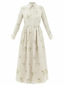 Esteban Cortázar - Rib Knit Fluted Sweater - Womens - Black