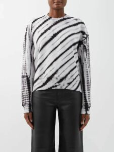 Raey - Loose Fit Cashmere Sweater - Womens - Black