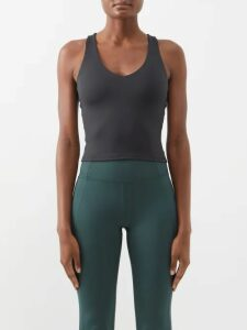 Peter Pilotto - High Rise Floral Jacquard Satin Trousers - Womens - Pink Print