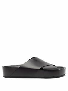 Moncler - Jersey Stretch Track Top - Womens - Navy