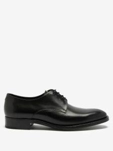 Junya Watanabe - Wool Knit Floral Print Georgette Dress - Womens - Black Multi