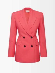 Re/done Originals - X Hanes 1970 Boyfriend Cotton T Shirt - Womens - Grey