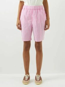 Velvet By Graham & Spencer - Destinee Fringed Poncho - Womens - Light Grey