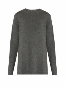 Raey - Loose-fit Cashmere Sweater - Womens - Grey