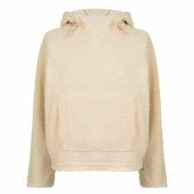 Vince Teddy Hooded Sweatshirt