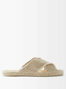 Raey - Long-sleeved Slubby Cotton-jersey T-shirt - Womens - Black