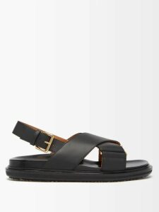Erdem - Orla Grosgrain-trimmed Floral-jacquard Top - Womens - Dark Blue