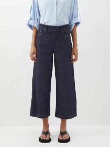 Ellery - Above Board Ruched Maxi Dress - Womens - Black Multi