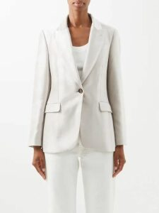 Vetements - X Umbro Long-sleeved Cotton-jersey Top - Womens - Yellow