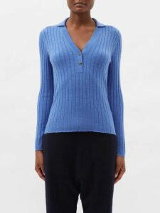 Peter Pilotto - Fil Coupé Jacquard Silk-blend Organza Top - Womens - Nude Print