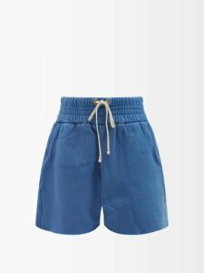Joseph - Odette Patchwork Broderie-anglaise Dress - Womens - Black