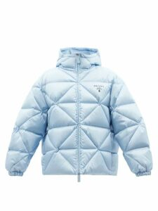 Erdem - Edlyn Ruffle Trimmed Silk Blouse - Womens - Beige