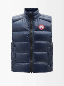 Roksanda - Nakata Geometric Print Silk Blouse - Womens - Blue Multi
