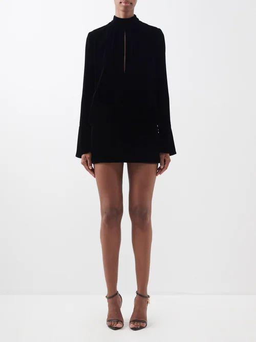 Shrimps - Junior Leopard Print Faux Fur Jacket - Womens - Leopard