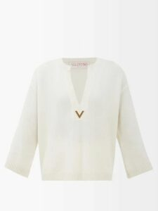 Peter Pilotto - Floral-print Silk Blouse - Womens - Red