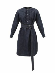 Holiday Boileau - Logo Intarsia Wool Sweater - Womens - Green